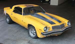 Bumble Bee- in original condition- 1977 Camaro | muscle ...