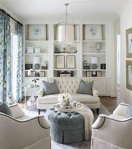 Hamptons style your canal front home canal front for Interior decorating ideas transitional