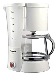Portable coffee makers make life really easy! Buy Panasonic NC-GF1 880-Watt 10-Cups Coffee Maker Online at Low Prices in India - Amazon.in