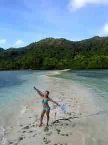 Snake Island Palawan Philippines