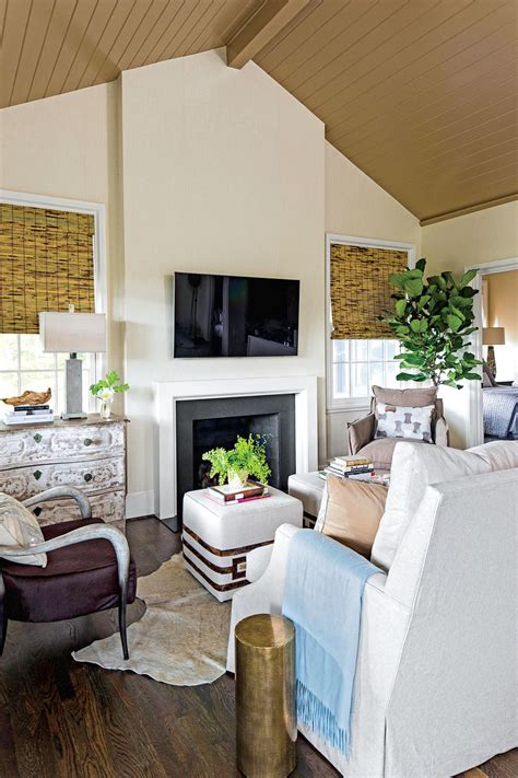 How To Decorate Small Home Ideas by Small Space Decorating Tricks Southern Living