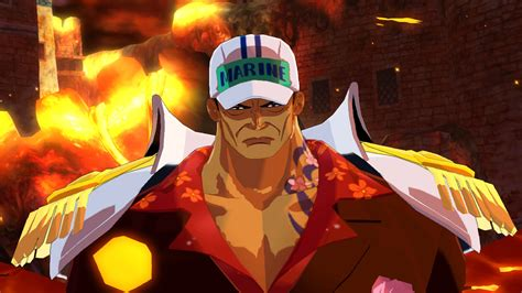 Ace & Luffy Vs. Akainu Boss Dlc
