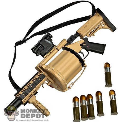 monkey depot rifle zy toys multiple grenade launcher