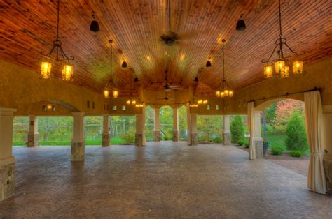 5 wedding band gervasi vineyard meetings outdoor pavilion