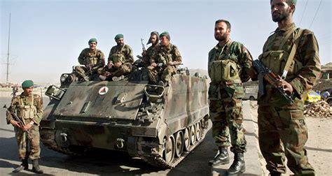 pasukan afghanistan tidak  memenuhi tujuan   beroperasi  dukungan  kata
