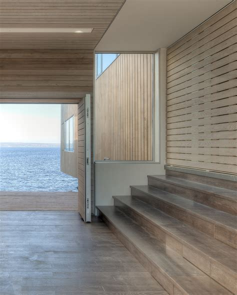Boat Architecture Definition by Design Is In The Details Modern Wood Cladding Details