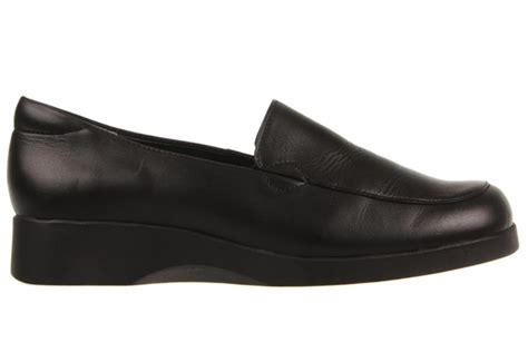 Diana Shoes by Nature Black Supersoft Diana Fsw Shoes