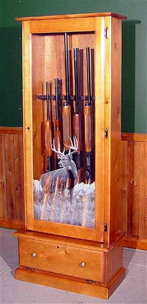 wood gun cabinet 1000 ideas about wood gun cabinet on gun