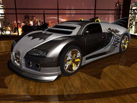 Bugatti Veyron Batmobile! Will Ben Affleck Drive This In