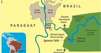 Melly en Paraguay: Ein Jahr an der Grenze zu Brasilien und ...