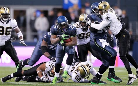 mnf  orleans saints  seattle seahawks predictions
