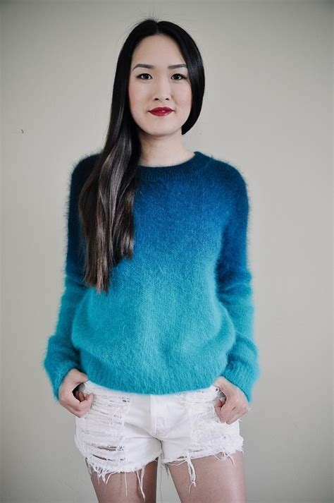 ombre sweater best 25 ombre sweater ideas on ombre shirt