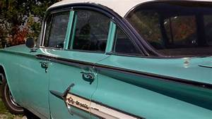 1960 Chevy Impala Sport Sedan