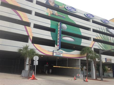 ocean center parking in daytona beach parkme