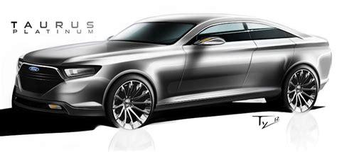 Design Student Pens Future Ford Taurus Stangtv