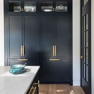 30 choosing navy blue kitchen cabinets paint colors