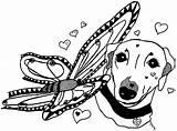 Greyhound Whippet Mandala Clip Digital Genny Uploaded Artworks sketch template