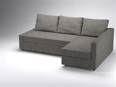 canapé friheten corner sofa bed friheten ikea 3d 3ds