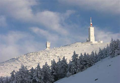station de ski mont ventoux mont serein alpes du sud vaucluse vacances