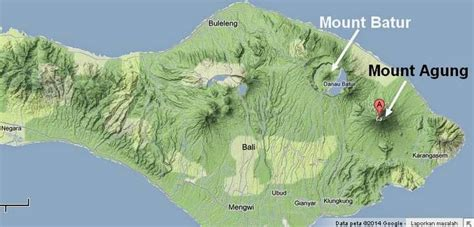 map  indonesia volcanoes bing