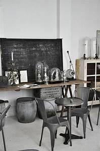 Meuble Industriel Vintage : meuble style industriel les meilleurs pour votre int rieur ~ Nature-et-papiers.com Idées de Décoration