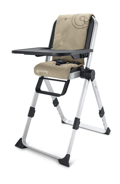 concord high chair spin almond beige 2015 prices on bebeconcept
