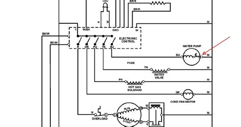 wiring diagram  ice maker wiring harness diagram