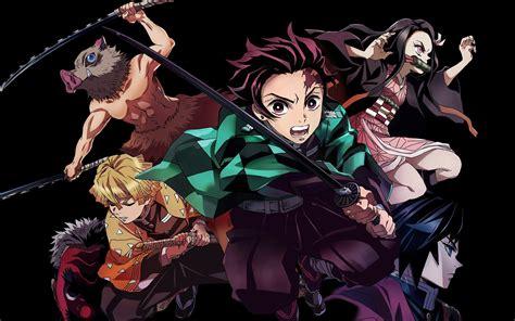 kimetsu  yaiba characters tanjirou nezuko zenitsu