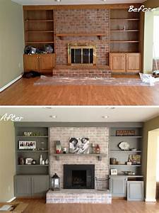 Before & after: 15 Fireplace surrounds made over - Page 2