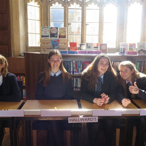 world book day clifton college