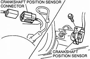 What Does The Crank Sensor Look Like For A 96 Mazda