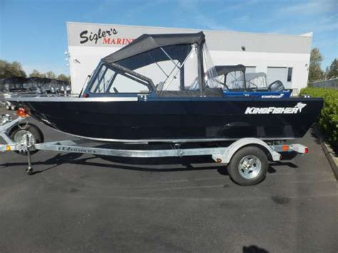 Kingfisher Boats Oregon kingfisher boats for sale in oregon united states boats