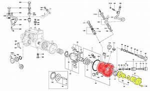 Leaky Lucas Injector Pump  1998 Berlingo 1 9 Diesel