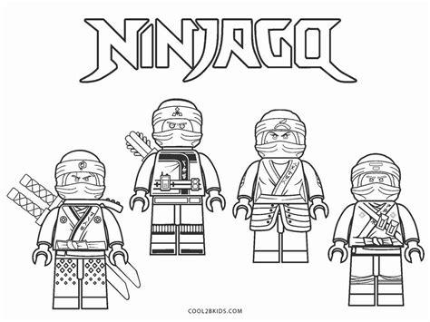 printable ninjago coloring pages  kids coolbkids