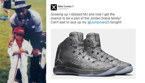 mike mike conley  real happy
