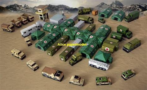 alice papermodel    army base iraq