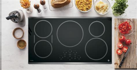 cooktops electric