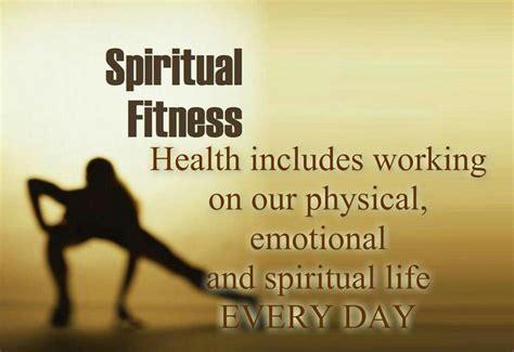 spiritual fitness quotes quotesgram