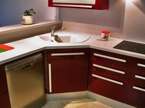 cuisine dangle éviers de cuisine d 39 angle cuisine idées de décoration