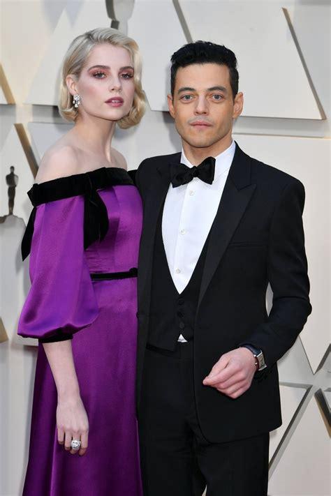 Lucy Boynton Annual Academy Awards Hollywood