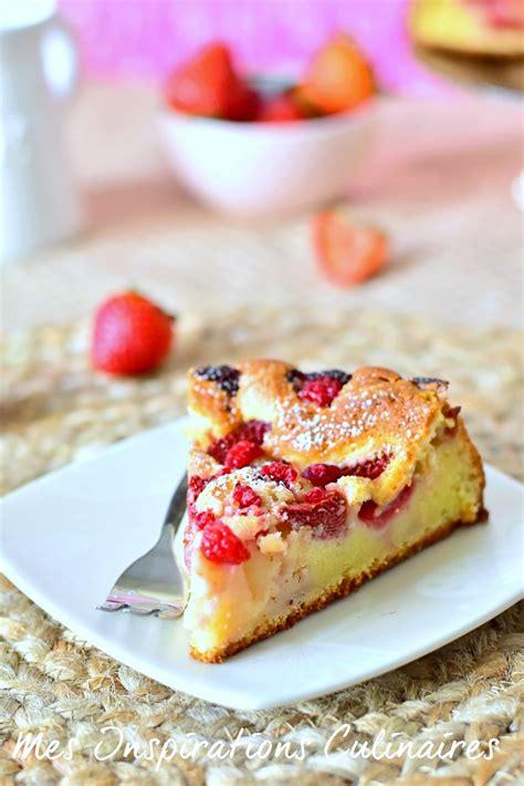 dessert avec yaourt aux fruits g 226 teau au yaourt aux fraises le cuisine de samar