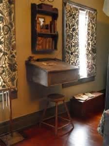 Primitive Secretary Writing Desk