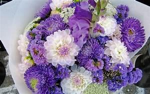 Bouquet Fleurs Blanches : bouquet ~ Premium-room.com Idées de Décoration