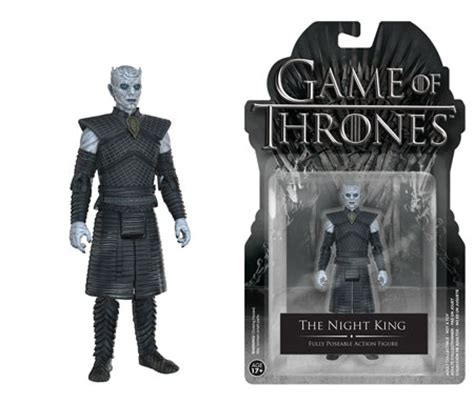 game  thrones funko action figures  wall display set