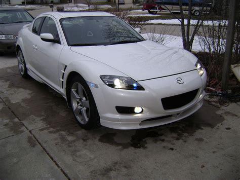 White_rx8 2005 Mazda Rx-8 Specs, Photos, Modification Info