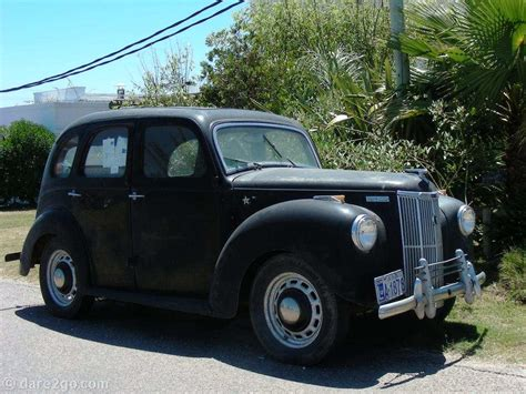 Amazing Old Cars On The Roads In Uruguay