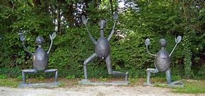 Abstrakte Skulpturen Garten : heinrich kirchner skulpturengartenhotel de citymoments ~ Sanjose-hotels-ca.com Haus und Dekorationen