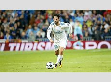 Isco left off FIFPro World 11 But what football do the