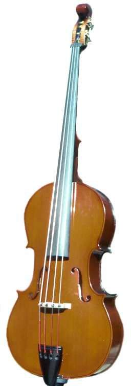 Clevinger Bass  Custom Made Electric Upright Bass