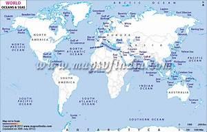 विश्व की प्रमुख जलसन्धियाँ एवं उनकी स्थितियाँ - सुगम ज्ञान